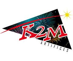 Logo K2M Artifices