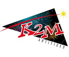 Logo K2M Artifices